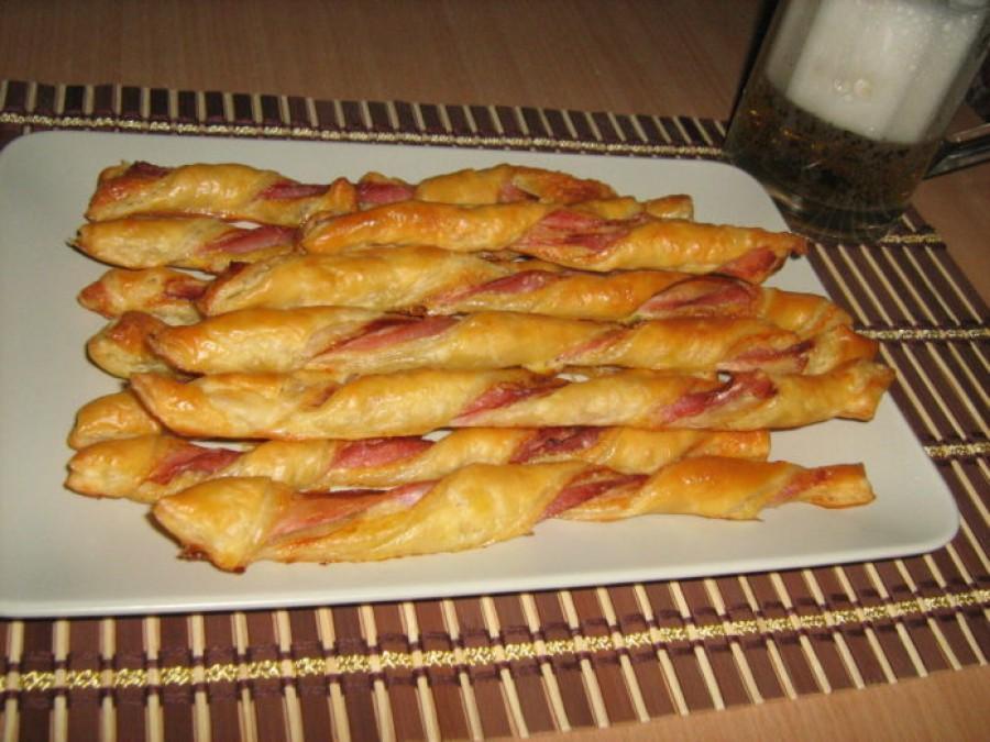 Baconös-sajtos csavart mindössze 5 hozzávalóból -fenséges!