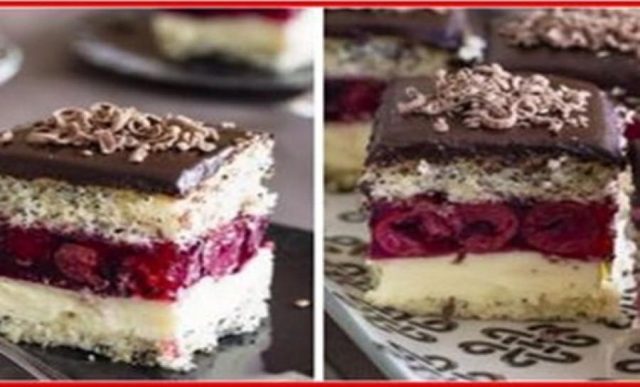 Csodálatos meggyes süti: ellenállhatatlanul finom!