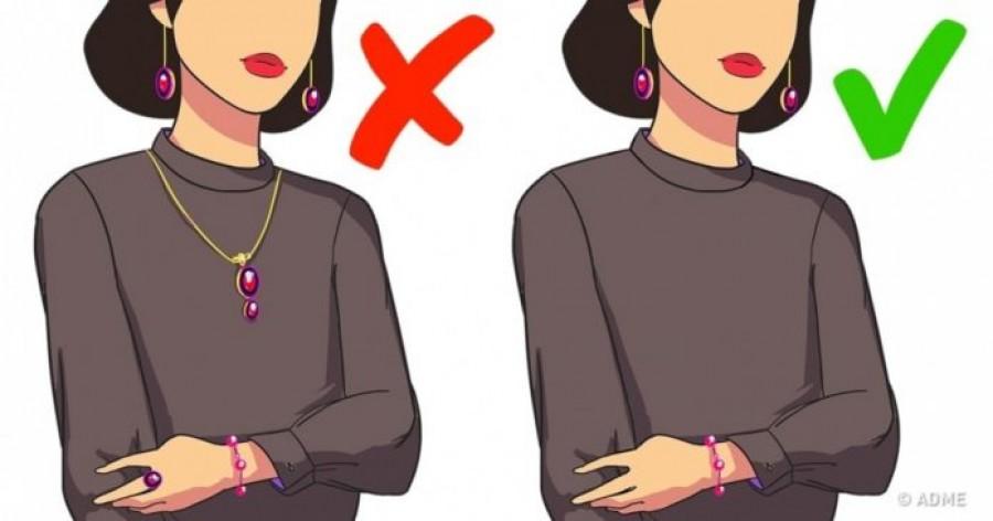 14 öltözködési szabály, amit mindenkinek tudnia kéne -te ismerted őket?