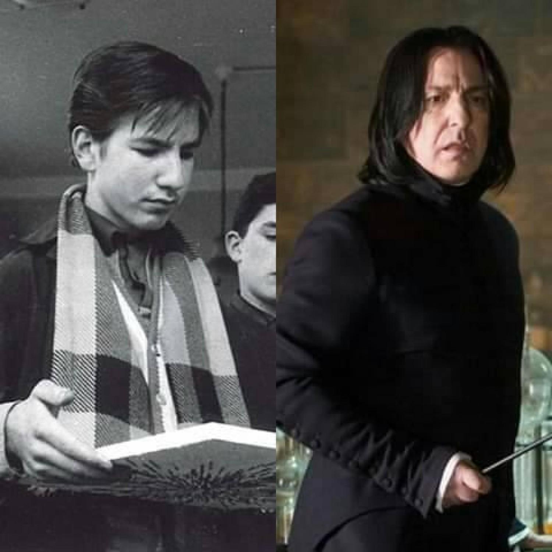Így néztek ki fiatalon a Harry Potter sztárjai