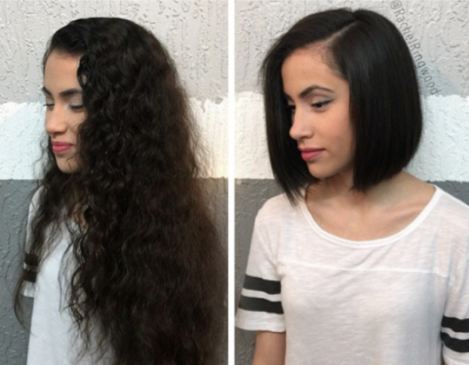 Nincs kedved órákig a hajadat csinálni? Ezzel a technikával 5 perc alatt kész leszel!!! (+videó)