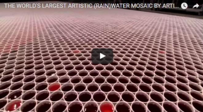 Nézd meg mire készülnek ezekkel a sok beszínezett vízzel!