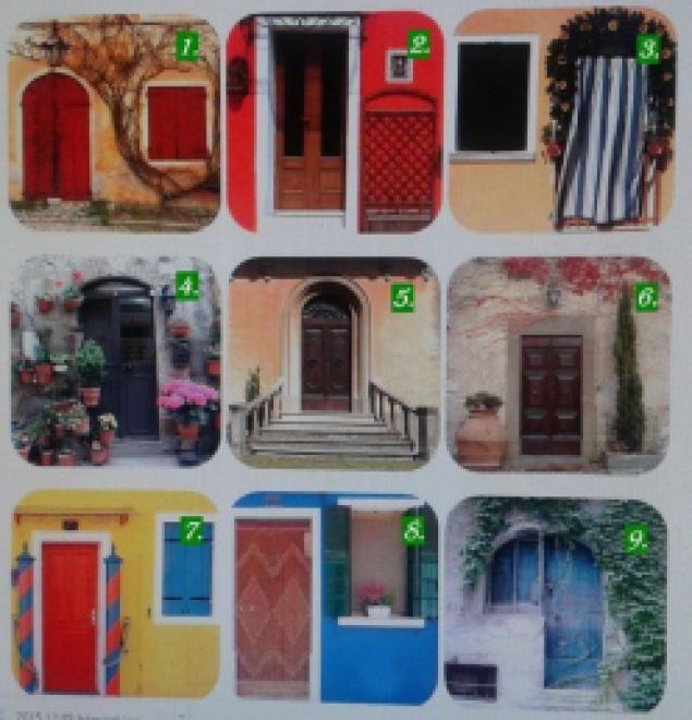 Melyik ajtón lépnél be?