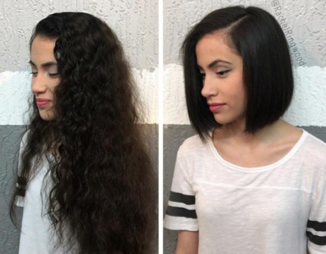 15 nő, akik bebizonyítják, hogy a rövid haj is lehet vonzó és szexi!