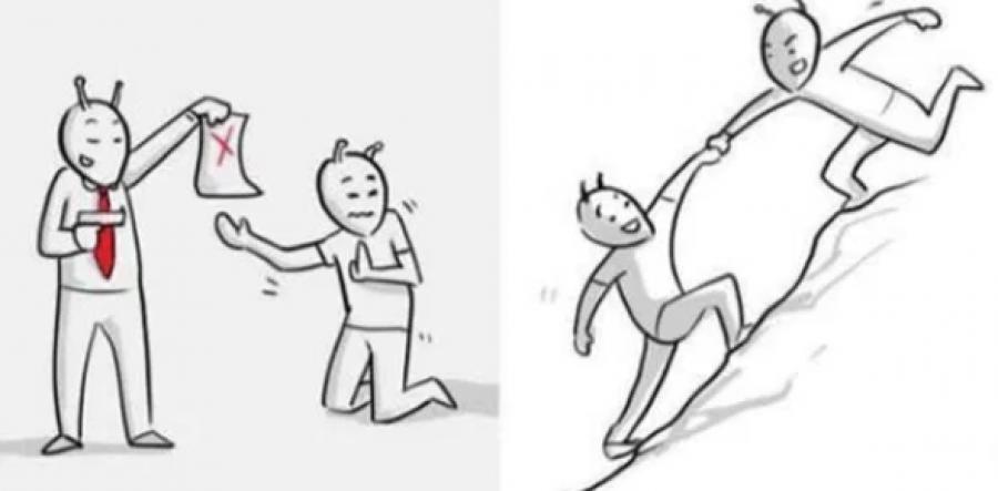 6 brutálisan őszinte illusztráció a főnökökről!