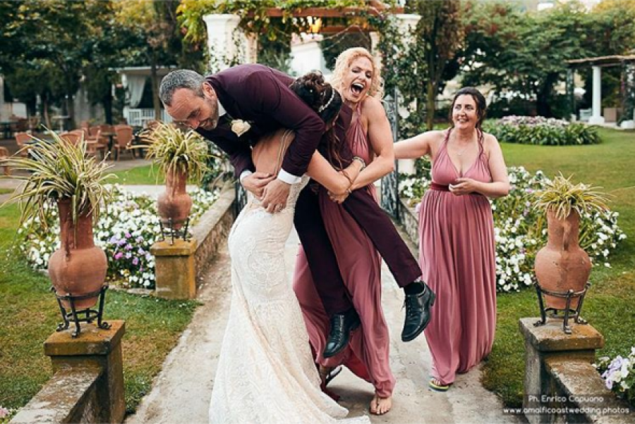 20 házaspár, akiknek némileg eltérnek az esküvői fotói a megszokottól!