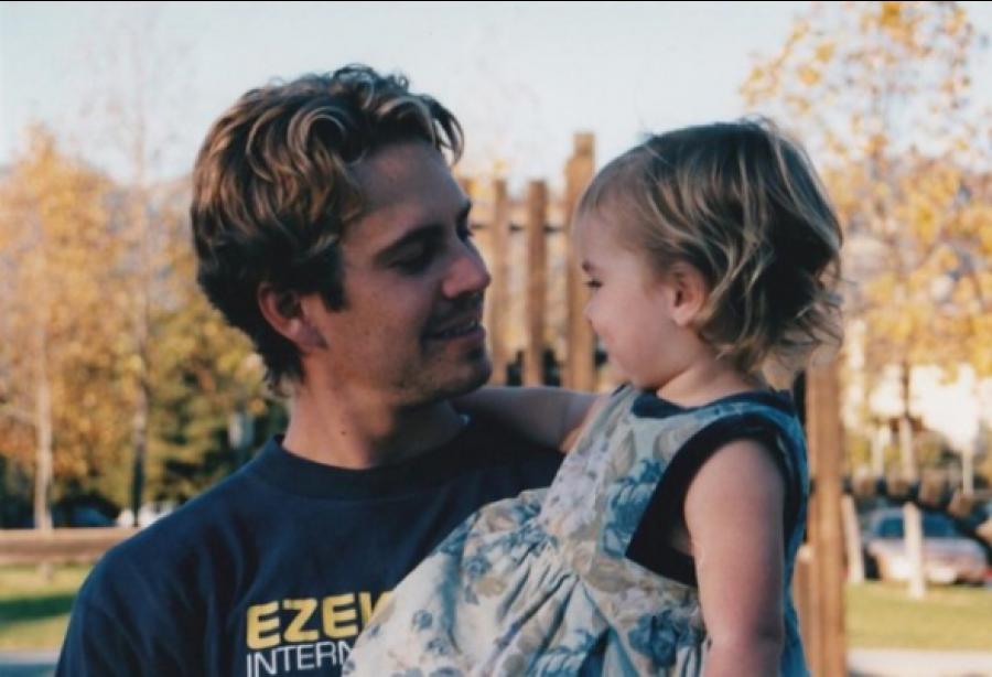 Paul Walker lánya bizony felnőtt és el fog állni a lélegzeted, ha meglátod, hogy néz ki napjainkban!