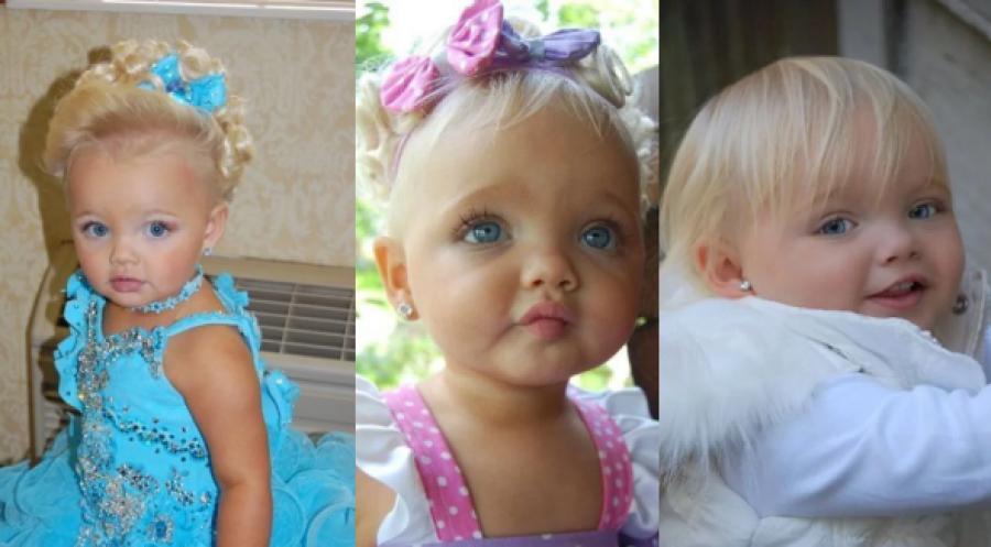 Felnőtt a kislány, akiből édesanyja 2 évesen modellt faragott! Így néz ki most…