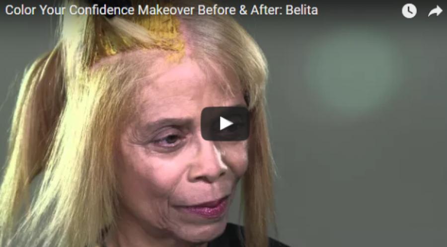 Ezt a 60 éves nőt elvitték profi fodrászhoz és profi sminkeshez döbbenetes, hogy mekkora változáson ment át