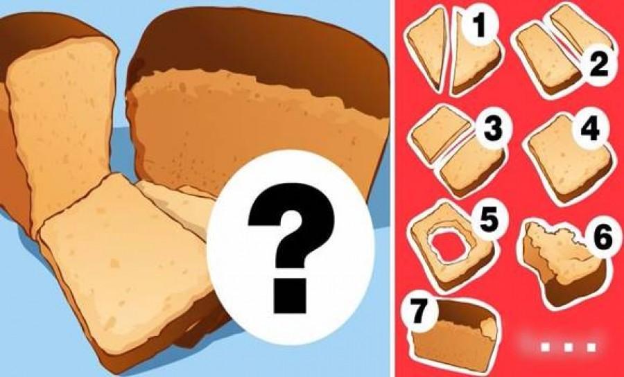 Te hogy eszed a kenyeret?