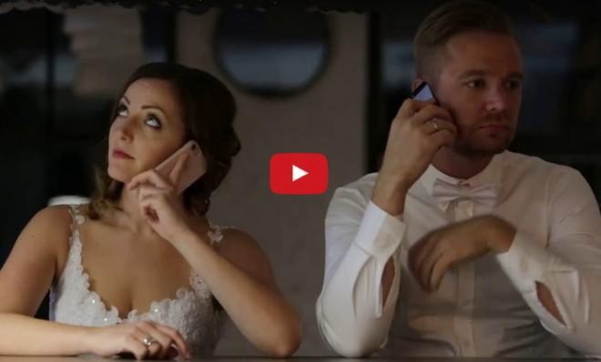 A vőlegény videója felrobbantotta az internetet!