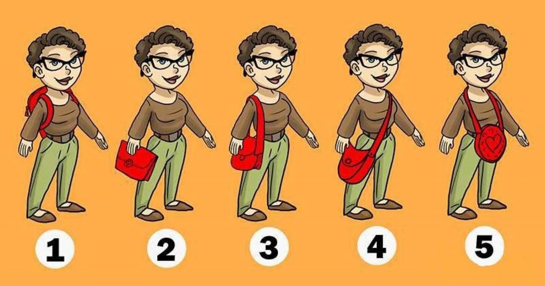 Nem gondolnád! Sokat elmond az, hogy hogyan hordod a táskádat!