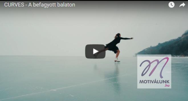Varázslatos videó egy lányról és a Balatonról!!!