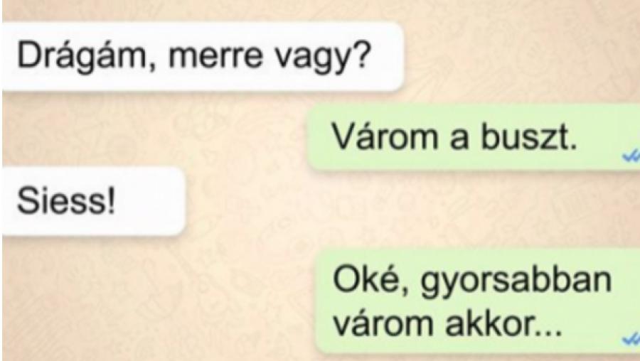11 abszurd SMS-váltás, amelyet a hétköznapok tipikus problémái szültek!