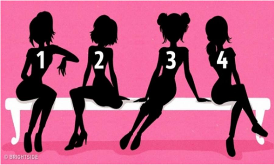 Szerinted melyik a legsikeresebb nő a képen? Ezt árulja el rólad a választásod!