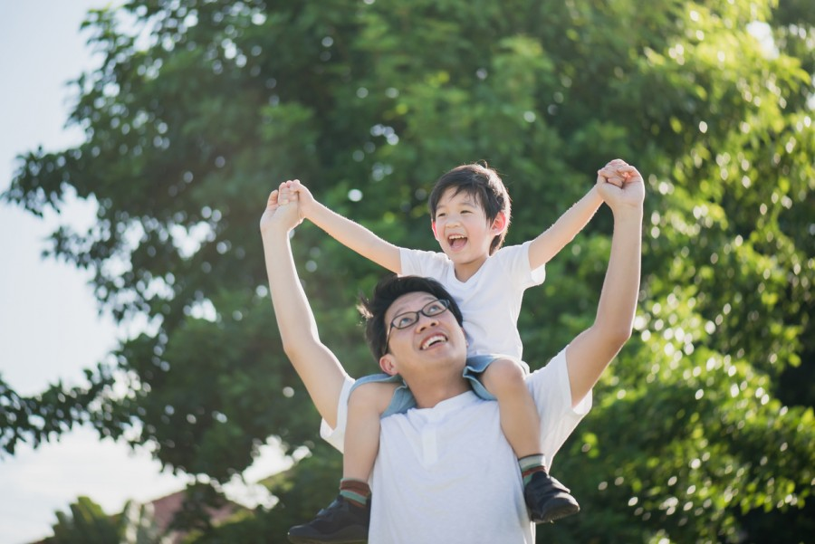 11 dolog, amit minden apukának meg kellene tanítani a fiának!