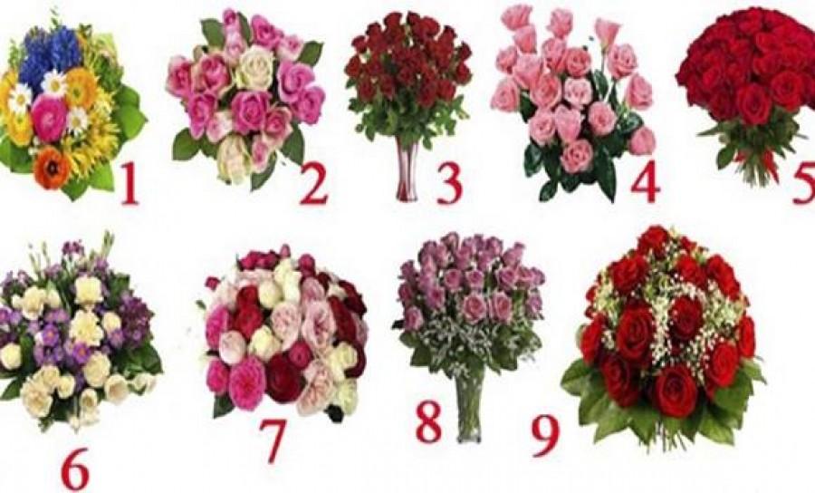 Válassz egy virágot és kiderül, hogy mit gondolnak rólad a hátad mögött!