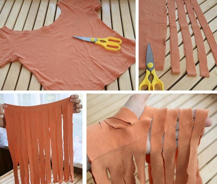 Így készíts saját kezűleg szőnyeget régi, megunt ruháidból!