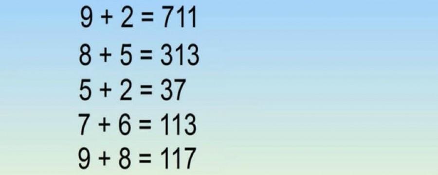 Te is géniusz vagy? Rájössz, mi az IQ teszt megfejtése?